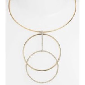 Kate Spade ring it up necklace